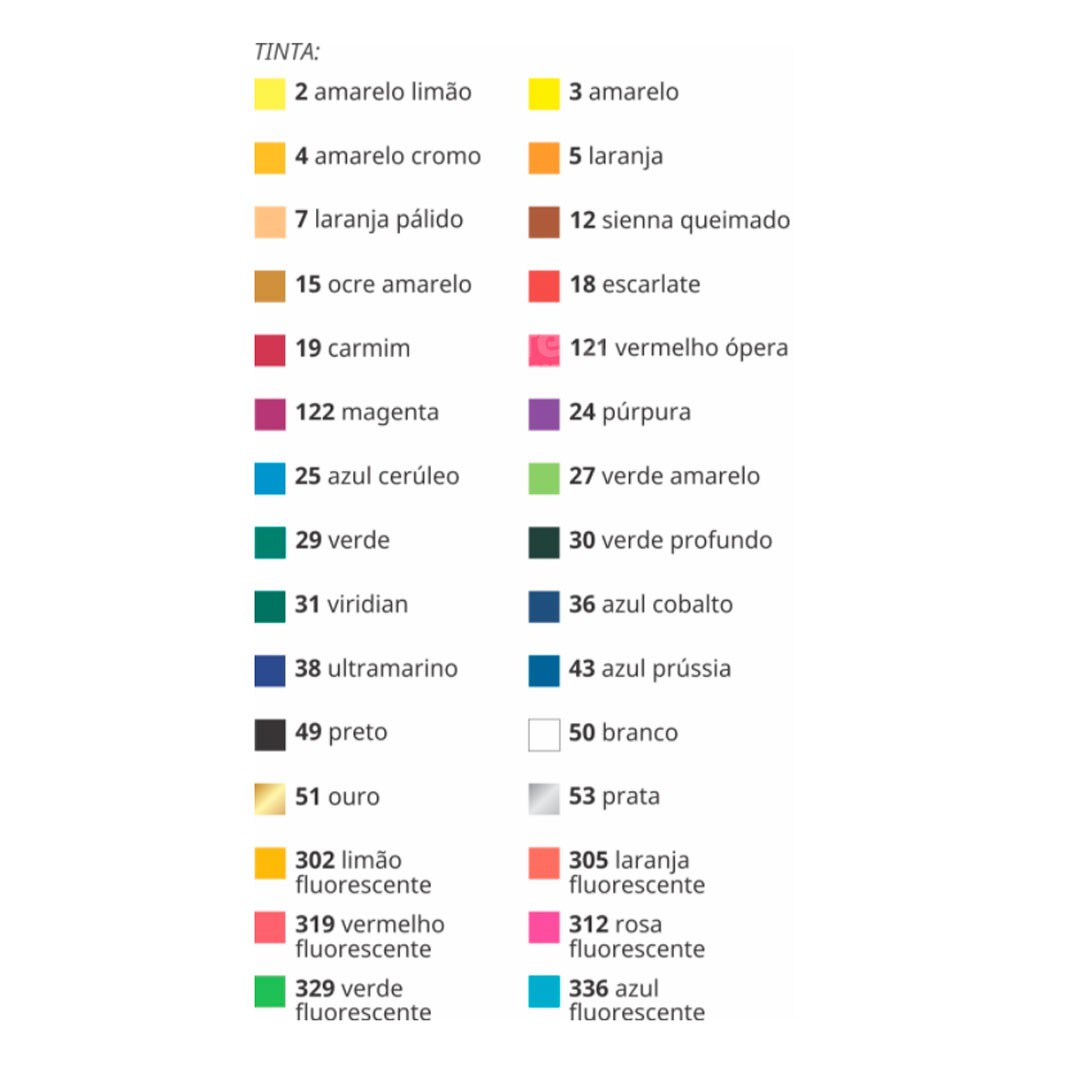 TINTA GOUACHE POSTER COLORS 30ML