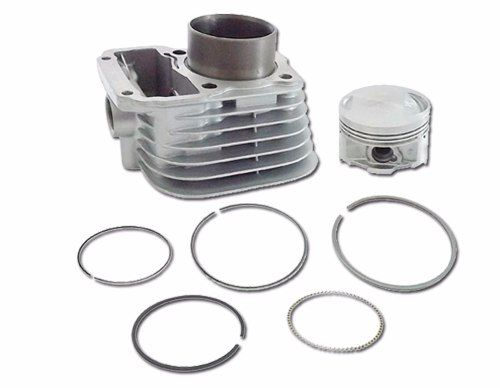 Kit Cilindro Motor Cg Titan 125 99 01 Today Metal Leve K9023