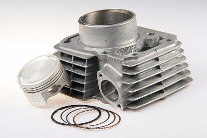 Kit Cilindro Motor Fan Titan 125 2009 2009 Diante Metal Leve