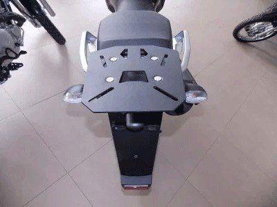 Suporte Bau Tenere 250 Bauleto Modelo Chapa Chapam