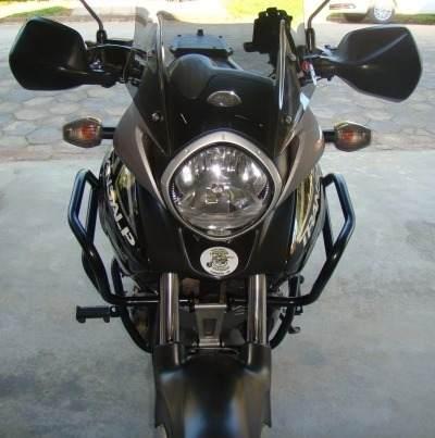 Protetor Motor Carenagem C/ Pedaleira Transalp 700 Chapam