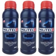 3 Militec 1 Condicionador De Metais 600 ml 100% Original
