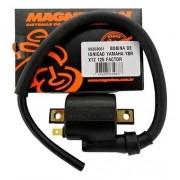 Bobina Ignição Ybr 125 Xtz 125 Factor 125 até 2010 Magnetron