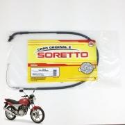 Cabo Acelerador CG Titan 150 Sport 2004 até 2008 Soretto