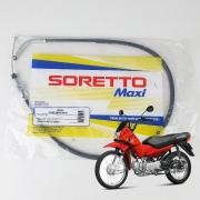 Cabo de Embreagem POP 100 2006 até 2015 Soretto Maxi