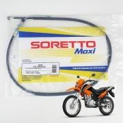 Cabo Embreagem NXR 150 Bros ES/KS/ESD 2006 até 2012 Soretto Maxi