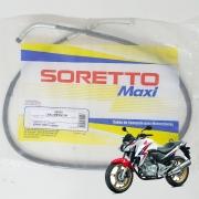 Cabo Embreagem CB300R ABS 2009/2015 Soretto Maxi