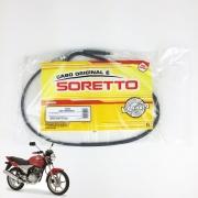 Cabo Embreagem CG Titan 150 Sport 2004 até 2008 Soretto