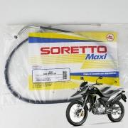Cabo Embreagem XRE300 2009 até 2015 Soretto Maxi
