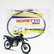 Cabo Embreagem XTZ 125 E/K 2002 até 2008 Soretto Maxi