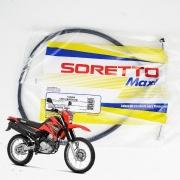 Cabo Embreagem XTZ 250 LANDER 2007 até 2012 Soretto Maxi