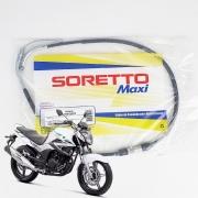 Cabo Embreagem YS 250 FAZER 2011 até 2017 Soretto Maxi