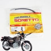 Cabo Tacômetro INTRUDER 250 1995 até 2003  Soretto
