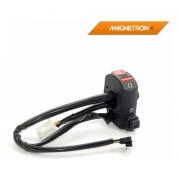 Chave Interruptor Partida Emergência Bros 150 ESD 09/15 Magnetron
