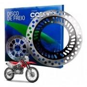 Disco de Freio Dianteiro CRF 230 Cobreq Original