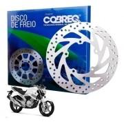 Disco de Freio Dianteiro Fazer 250 até 2017 Cobreq Original