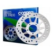 Disco de Freio Dianteiro Titan 125 2000 até 2004 ES ESD Cobreq