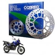 Disco de Freio Dianteiro XTZ 150 Crosser Cobreq