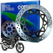 Disco de Freio Factor 125 YBR 125 Cobreq Modelo Original