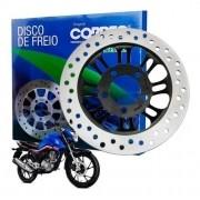 Disco de Freio Titan 160 Fan 160 CG Cobreq
