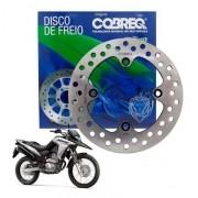 Disco de Freio Traseiro XRE 300 Cobreq Modelo Original