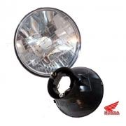 Farol Bloco Optico Cg Titan Fan 125 150 00-13 Original Honda