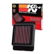 Filtro Ar K&N K N MT-03 MT03 YZF R3 R-3 Esportivo YA3215