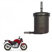 Filtro de Combustível CB 300 flex 2013 diante  Metal Leve