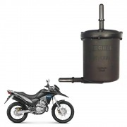 Filtro de Combustível Xre 300 flex 2013 diante Metal Leve