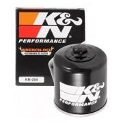 Filtro Oleo K N Kn-204 Xj6 600 Mt-07 Xvs950 V-star Mt09 Fz10