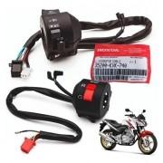 Kit Chave de Luz + Partida CB 300 2009 - 2015 Original Honda