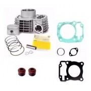 Kit Cilindro Motor Titan 150 Fan Bros Retentores Juntas