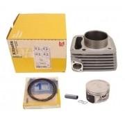 Kit Cilindro Xre300 Cb300 XRE 300 CB Pistão Anéis Motor Metal Leve
