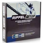 Kit Relação Tração Lander 250 Tenere (520) Retentor Riffel