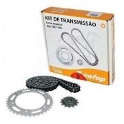 Kit Relação Transmissão Tração Xre 300 Xre300 Cofap Aço 1045