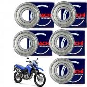 Kit Rolamento de Roda XT 660 Meiota Todas Nachi Original