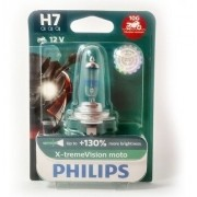 Lâmpada H7 Philips Xtreme Vision Moto 55W