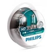 Lampada Philips Farol X-treme Vision 55w H7 Gsx R 1000 (Par)