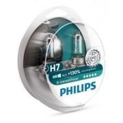 Lampada Philips Farol X-treme Vision 60/55w H7 Hayabusa (Par)