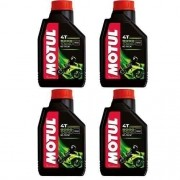 Oleo Motul 5000 10w40 Semissintético 4t Hc Tech 4 Litros