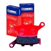 Pastilha Freio Traseiro CB 500X 500F 650F CBR 500R 250R Cobreq
