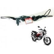 Pedal Apoio Estribo Cg Titan 150 Fan 150 Todas Original Honda