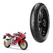 Pneu Dianteiro CBR 100 RR Pirelli 120/70ZR-17 Diablo Rosso 2