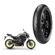 Pneu Dianteiro MT-07 Pirelli 120/70ZR-17 Diablo Rosso 2