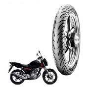 Pneu Dianteiro Titan Fan 160 Pirelli 80/100-18 Super City Sem Câmera 47p