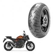Pneu Traseiro CB 500 F Pirelli 160/60ZR-17 Diablo 69W