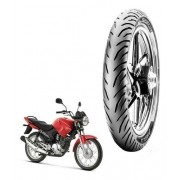 Pneu Traseiro Factor 125 Pirelli 100/80-18 Super City TL 53p