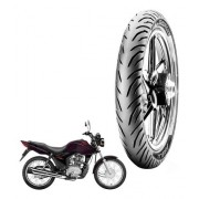 Pneu Traseiro Titan Fan 125 Pirelli 100/80-18 Super City TL 53p