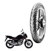 Pneu Traseiro Titan Fan 160 Pirelli 100/80-18 Super City TL 53p