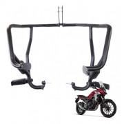 Protetor de Motor CB 500X CB500X 2020 Chapam C/ Pedaleiras